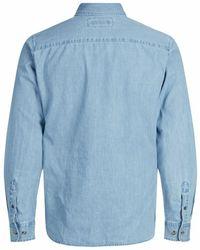 Produkt Hemd - Blau