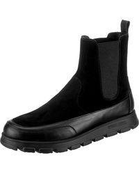 Candice Cooper Chelsea boots 'ninja beatles' - Schwarz