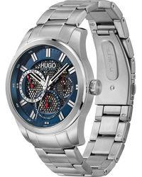 HUGO Armbanduhr - Mehrfarbig