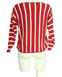 ONLY - V-Ausschnitt-Pullover - Lyst