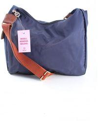 Longchamp Schultertasche - Blau