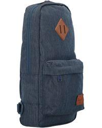 Herschel Supply Co. Tasche 'Heritage Shoulder Bag' - Blau