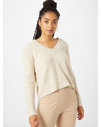 ONLY Pullover 'Vivia' - Natur