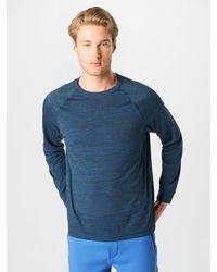 American Eagle Shirt 'LEAGUE' - Blau