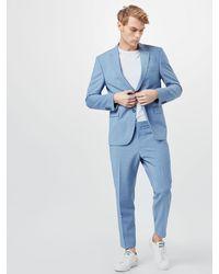 Strellson Anzug 'Aidan' - Blau