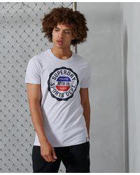 Superdry Sport T-Shirt - Grau