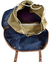 Fjallraven Rucksack No.21 - Blau