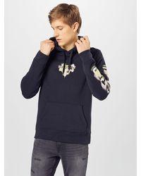 Hollister Sweatshirt - Blau