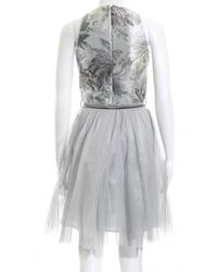 Little Mistress Abendkleid - Grau