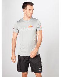 Ellesse Sport-Shirt 'Pozzio' - Grau