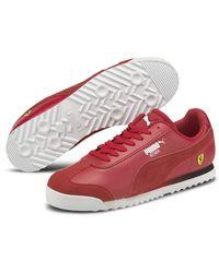 PUMA Sneaker 'Scuderia Ferrari Roma' - Rot