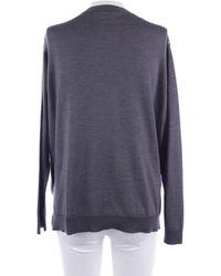 Louis Vuitton Pullover - Grau