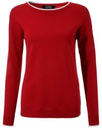 Aniston SELECTED Pullover - Rot