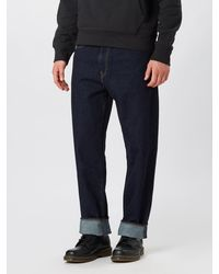 Levi's Jeans 'STAY LOOSE DENIM' - Blau