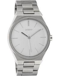 OOZOO Uhr 'c10336' - Grau