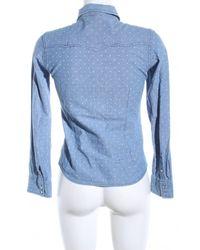 Pepe Jeans Jeansbluse - Blau