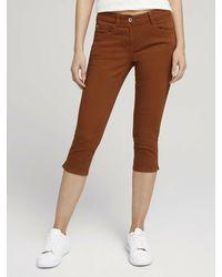 Tom Tailor Jeans 'Alexa' - Braun