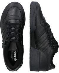 adidas Sneaker 'RIVALRY' - Schwarz