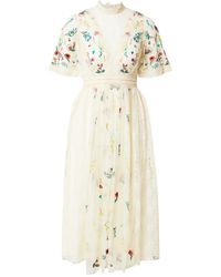 Frock and Frill Kleid - Mehrfarbig
