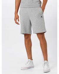 Converse Shorts - Grau