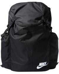Nike Rucksack 'Heritage' - Schwarz