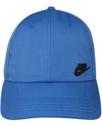 Nike Cap - Blau