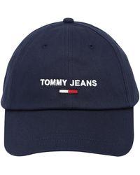 Tommy Hilfiger Cap - Blau