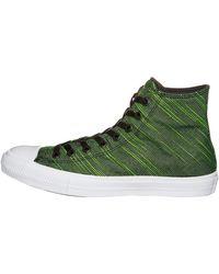 Converse Chuck Taylor All Star II High Sneaker - Grün