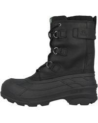 Kamik Boots 'Alborgplus ' - Schwarz