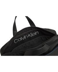 Calvin Klein Messenger Bag CK DIRECT SLIM LAPTOP BAG - Schwarz