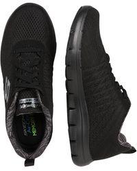 Skechers Sneaker 'Flex Advantage 2.0 The Happs' - Schwarz