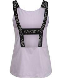 Nike Top 'Nike Pro' - Mehrfarbig