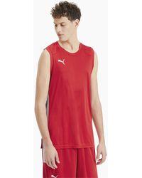 PUMA Basketball Trikot - Rot