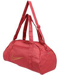Nike Sporttasche 'gym club' - Pink