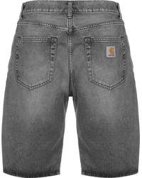 Carhartt WIP Jeans 'Pontiac' - Grau