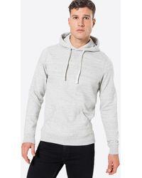 Blend Sweatshirt 'NAP' - Grau