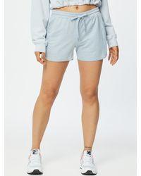 Sisters Point Shorts 'VENIA' - Blau