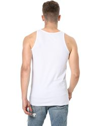 Jack & Jones Tanktop 'NOOS - BASIC TANK TOP NOOS' - Weiß
