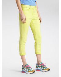 Sandwich Jeans - Gelb