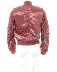 TOPSHOP Blouson - Pink