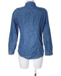 Promod Jeanshemd - Blau