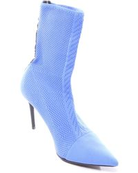 Pinko Sock Boots - Blau