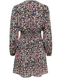 ONLY Kleid 'Tamara' - Mehrfarbig