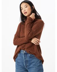 ONLY Pullover 'Mirna' - Braun