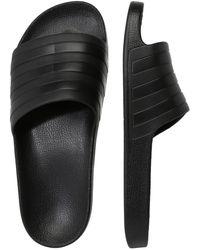 adidas Originals Slipper 'ADILETTE AQUA' - Schwarz