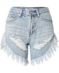 Glamorous Shorts - Blau
