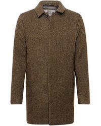 Brixtol Textiles Mantel 'T-coat' - Braun
