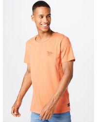 Tom Tailor Denim T-Shirt - Orange
