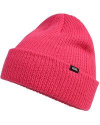 Vans CORE BASIC WMNS BEANIE - Pink