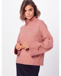 Vila Pullover 'Viann' - Pink